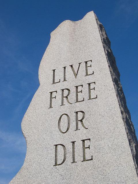 Live Free or Die wwwstatesymbolsusaorgsitesstatesymbolsusaorg
