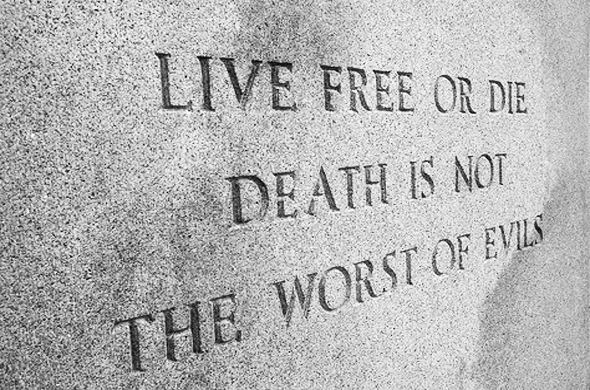 Live Free or Die Quote Of The Week Western Rifle Shooters Association