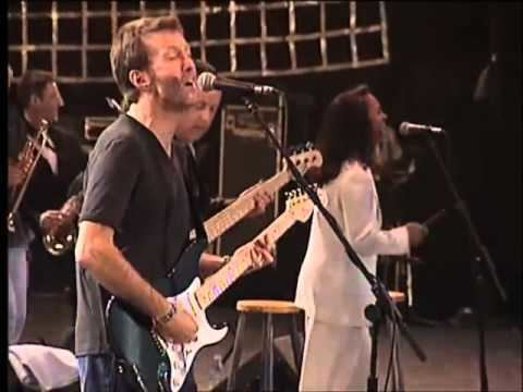 Live in Hyde Park (Eric Clapton album) Eric Clapton Tearing Us Apart Live In Hyde Park 1996 YouTube