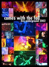 Live Underground 2002 movie poster
