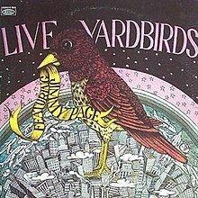 Live Yardbirds: Featuring Jimmy Page httpsuploadwikimediaorgwikipediaenthumb2
