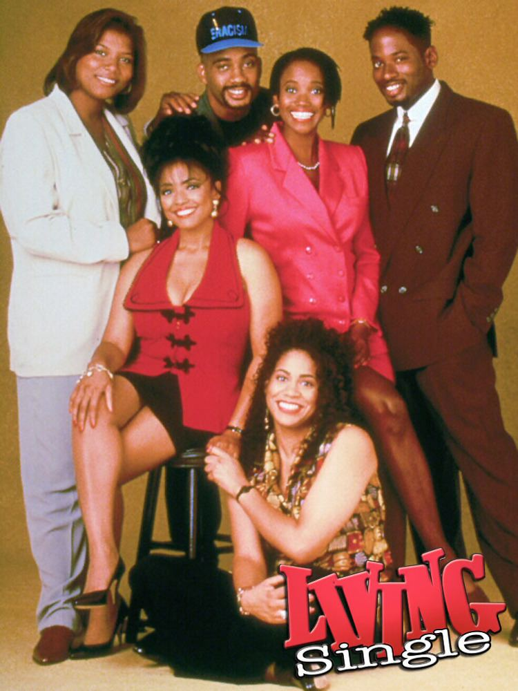 Living Single Living Single Cast and Characters TVGuidecom