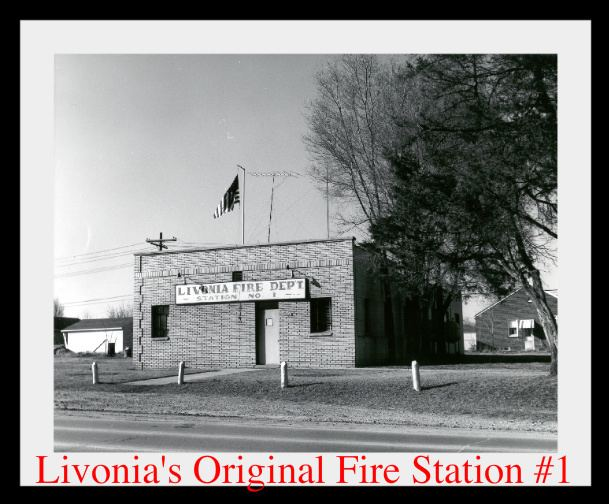 Livonia, Michigan in the past, History of Livonia, Michigan