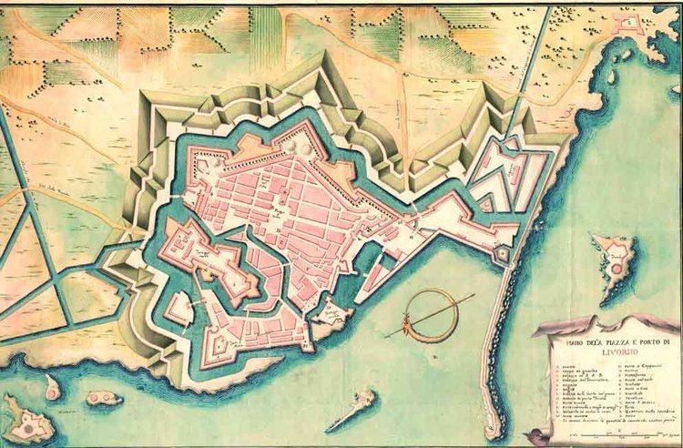 Livorno in the past, History of Livorno