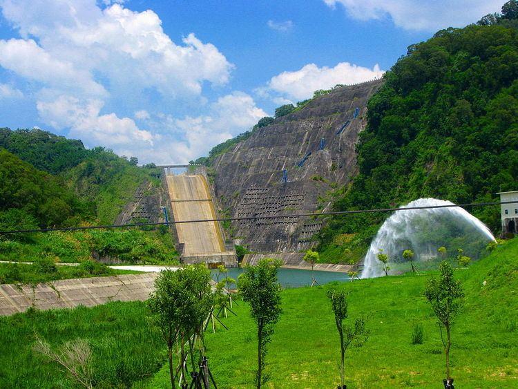Liyutan Dam