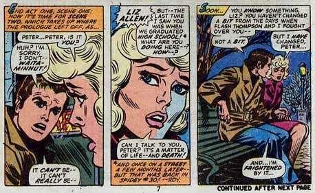 Liz Allen The Spider Man We Want moviepilotcom