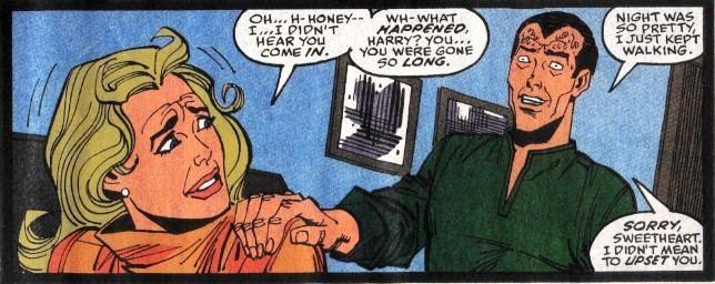 Liz Allen SpiderFanorg Characters Elizabeth Allan Osborn
