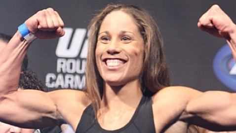 Liz Carmouche UFC Fight Night 63 Results Liz Carmouche Given