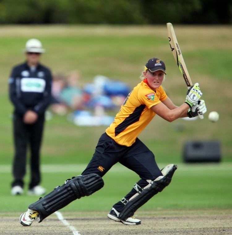Liz Perry Elizabeth Perry Cricket Wellington