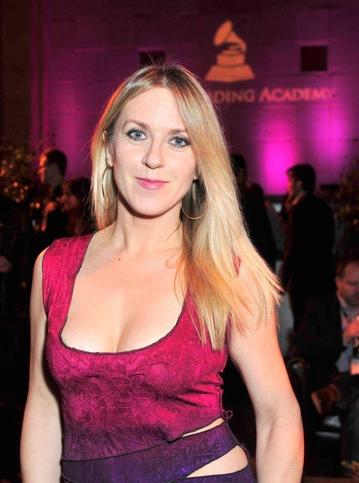 Liz Phair GRAMMYnominated singersongwriter Liz Phair attends attends the