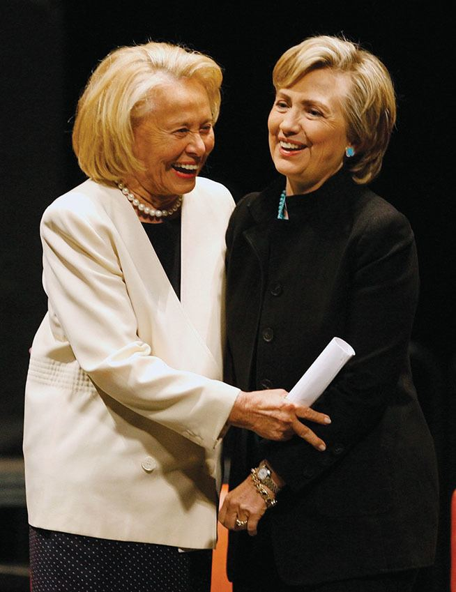 Liz Smith (journalist) At 92 Liz Smith Reveals How Rupert Murdoch Fired Her What It Felt