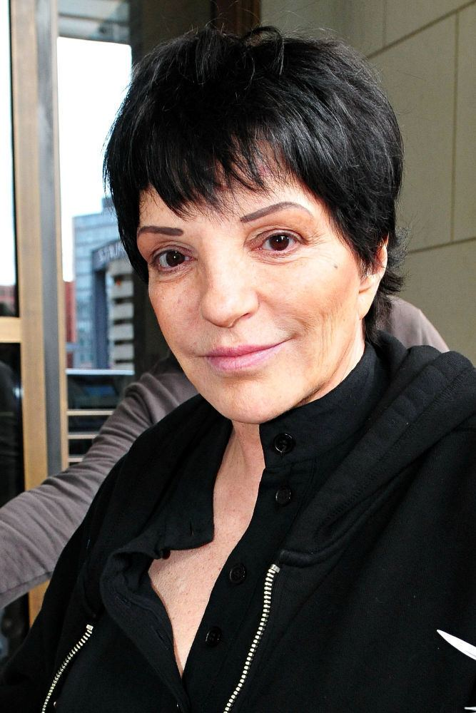 Liza Minnelli Liza Minnelli Picture 7 Liza Minnelli Checking Out of