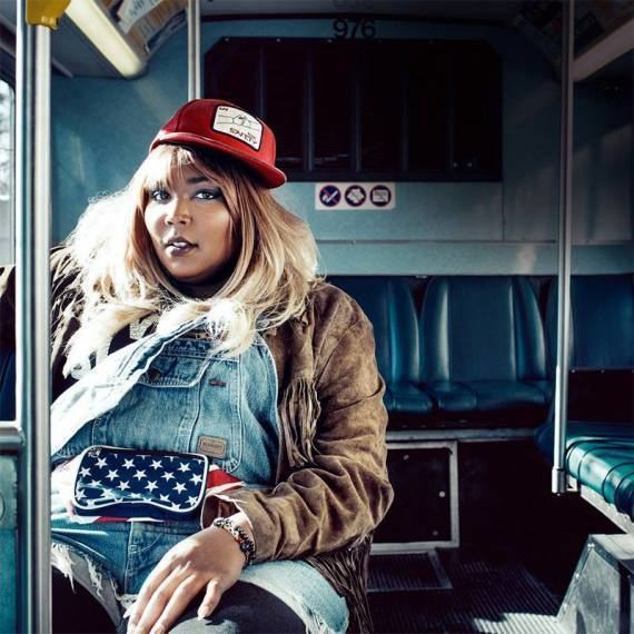 Lizzo This Is Lizzo The Grrrl Rapper Who39s Making NoGenre