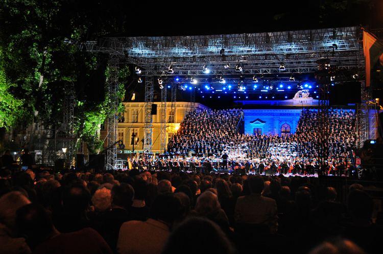 Ljubljana Festival of Ljubljana