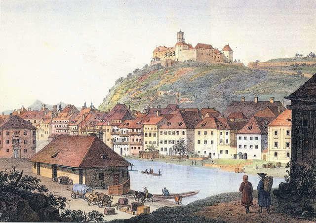 Ljubljana in the past, History of Ljubljana