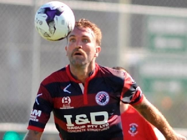 Ljubo Milicevic Former Socceroo Ljubo Milicevic back playing after two years out of