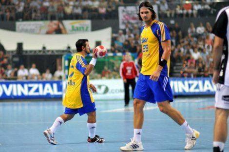 Ljubomir Vranjes Antique Handball on Twitter quotLjubomir Vranjes and Laszlo