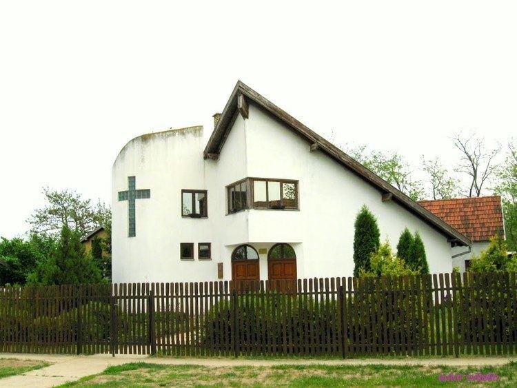 Ljutovo Panoramio Photo of Baptisticka crkva u LJutovu