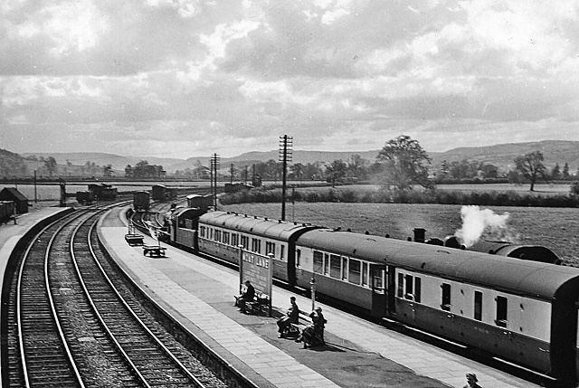 Llanidloes and Newtown Railway