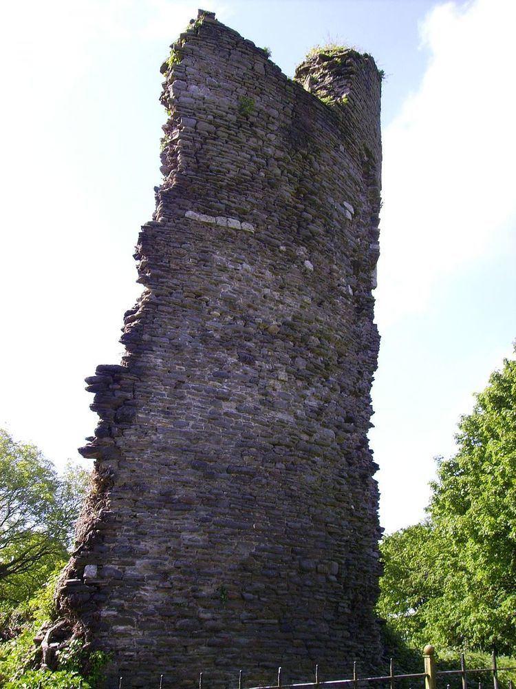 Llantrisant Castle