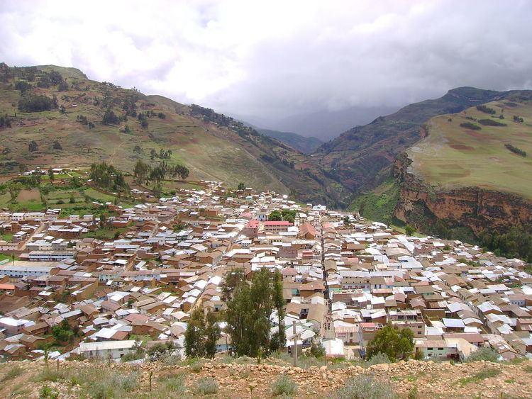 Llata District