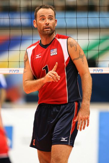 Lloy Ball Lloy Ball USA Volleyball Player Interview amp One Of The