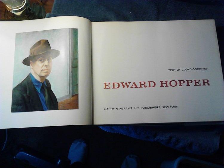 Lloyd Goodrich Edward Hopper Lloyd Goodrich