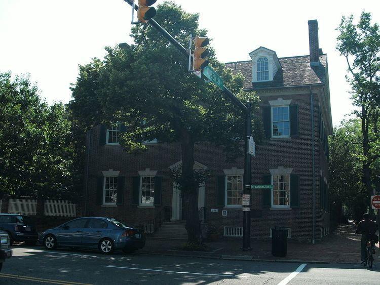 Lloyd House (Alexandria, Virginia)