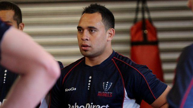 Lloyd Johansson Lloyd Johansson out to revive his rugby career with