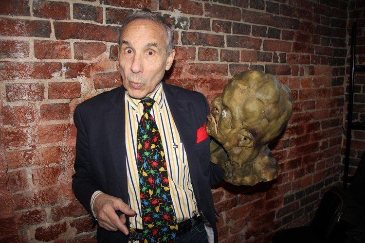 Lloyd Kaufman Lloyd Kaufman39s head for Troma movies gbtimescom