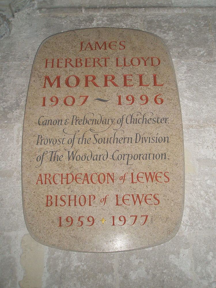 Lloyd Morrell