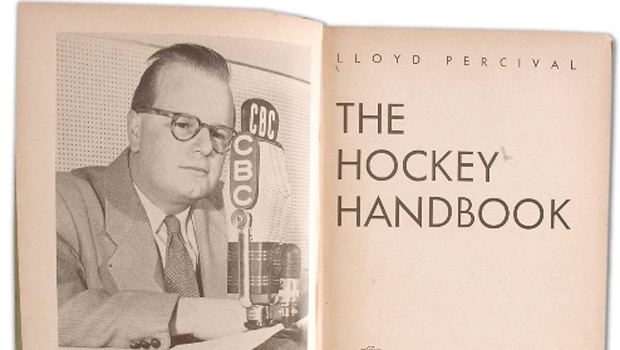 Lloyd Percival Lloyd Percival wrote the book on hockey fitness Hockey CBC Sports