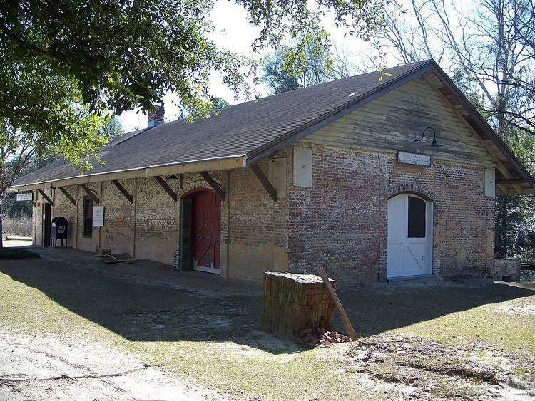 Lloyd Railroad Depot