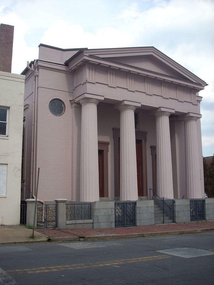 Lloyd Street Synagogue