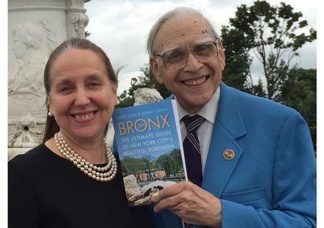Lloyd Ultan (historian) Back in the Bronx featuring Lloyd Ultan and Shelley Olson