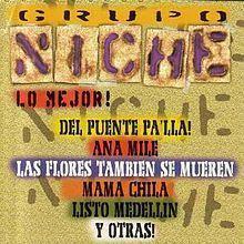 Lo Mejor (Grupo Niche album) httpsuploadwikimediaorgwikipediaenthumbf