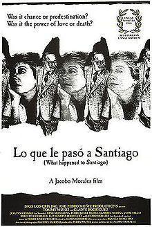 Lo que le Pasó a Santiago httpsuploadwikimediaorgwikipediaenthumbd