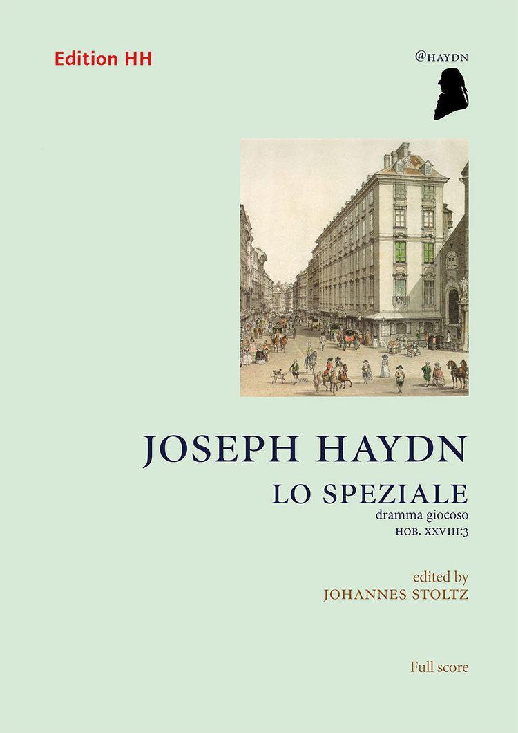 Lo speziale Haydn Lo Speziale