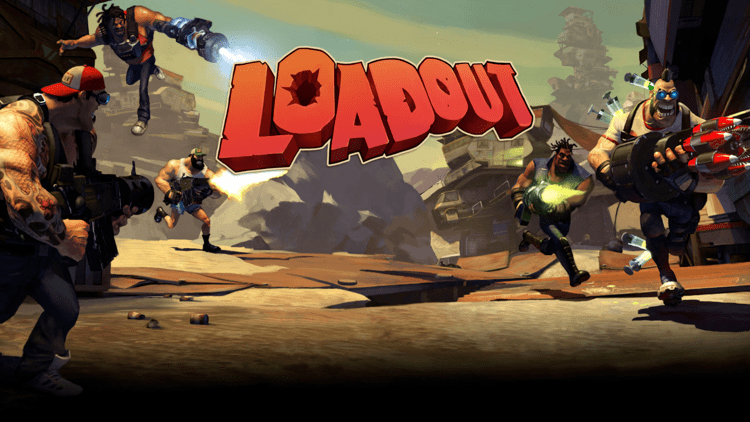 Loadout Loadout Game PS4 PlayStation