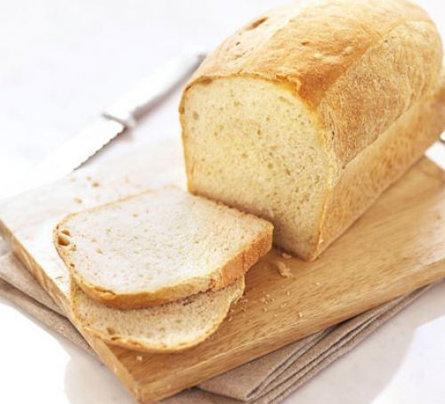 Loaf Classic white loaf BBC Good Food