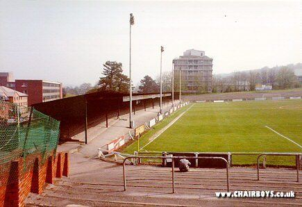 Loakes Park Wycombe Wanderers Loakes Park Picture Gallery wwwchairboyscouk