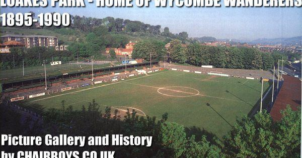Loakes Park Wycombe Loakes Park Stadiums I39ve been to Pinterest Parks