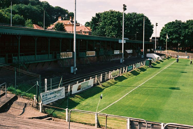 Loakes Park Wycombe Wanderers Loakes Park Stand Taken on 28 August 198 Flickr