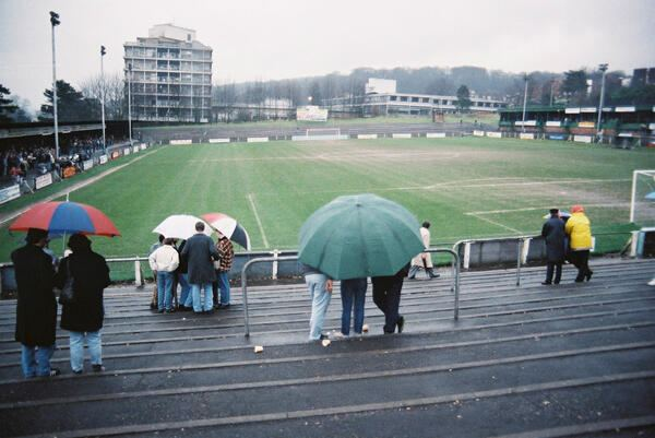 Loakes Park Vince Taylor on Twitter quotA rainy day at Loakes Park in 1989 when