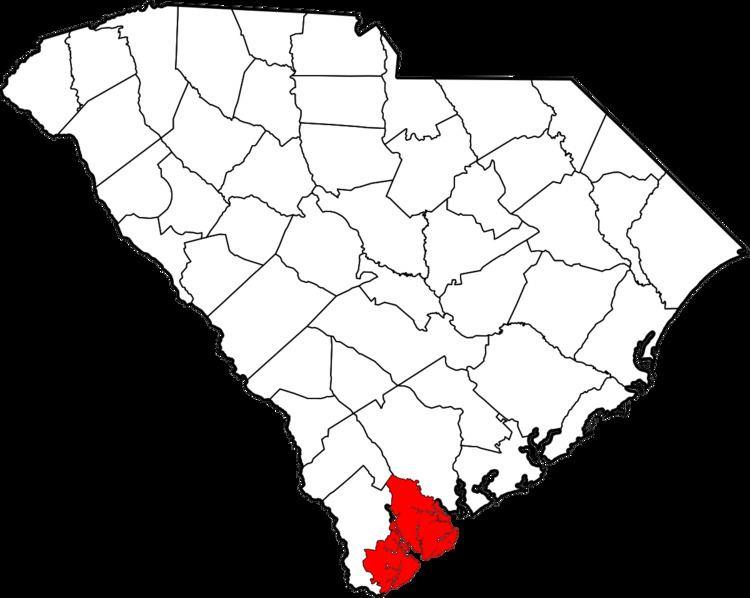 Lobeco, South Carolina