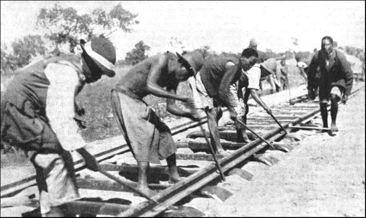 Lobito in the past, History of Lobito