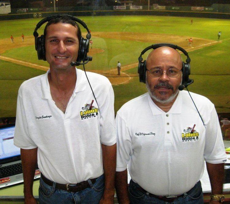 Lobos de Arecibo Lobos Doble A Arecibo baseball RADIO