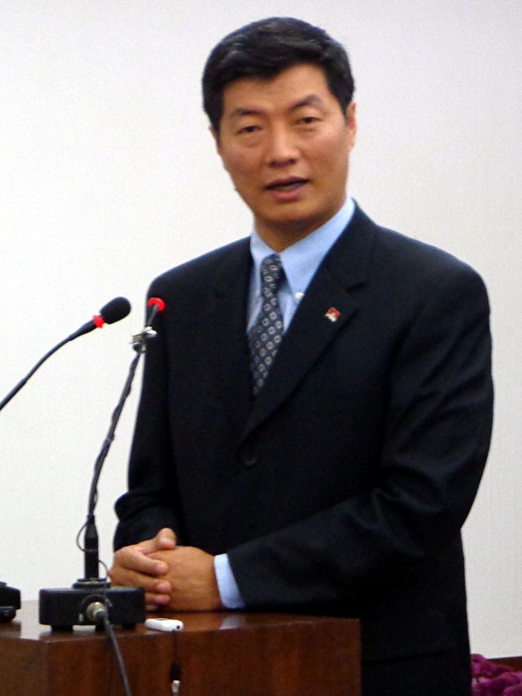 Lobsang Sangay httpsuploadwikimediaorgwikipediacommonsbb
