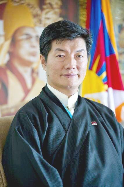 Lobsang Sangay Sikyong to Visit New York City Salt Lake City and