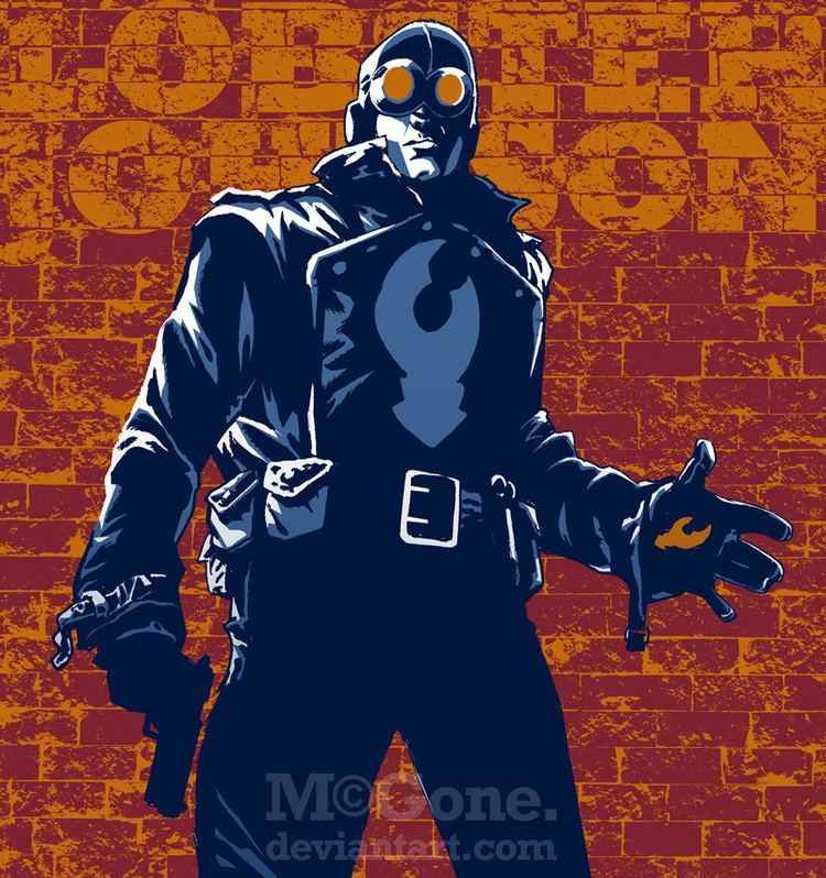 Lobster Johnson 1000 images about hellboy abe and lobster johnson on Pinterest